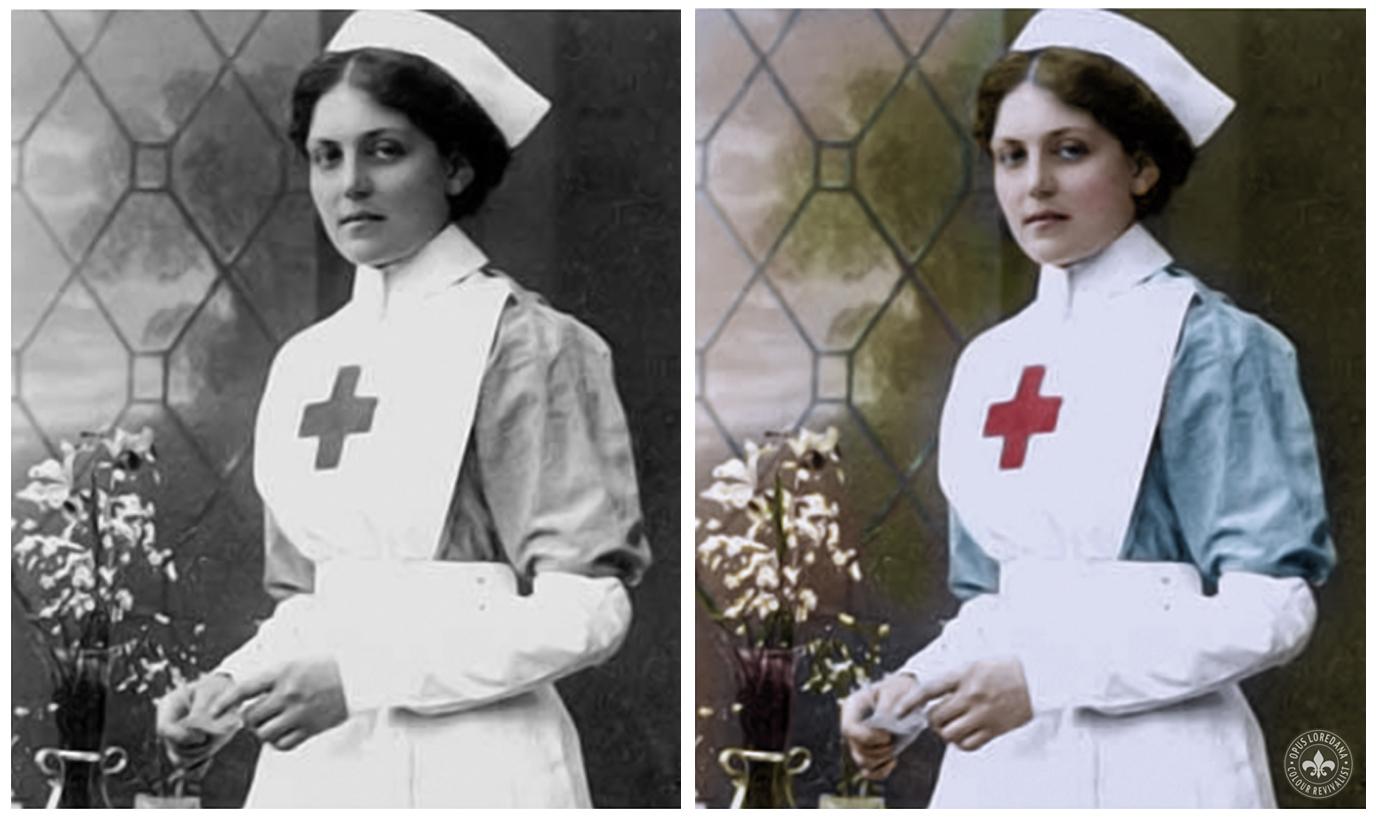 Violet Jessop, Luckiest Nurse