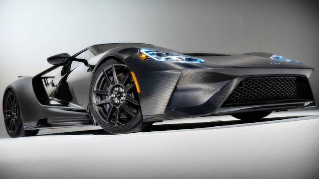 2020 Ford GT - Limited Edition