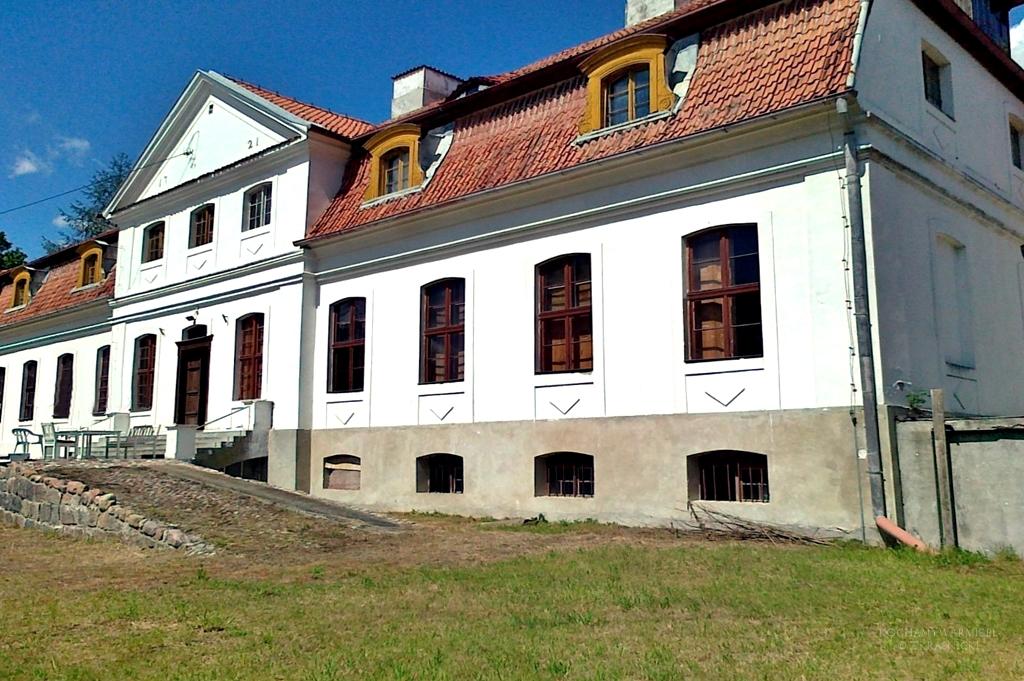 Pałac w Jaśkowie