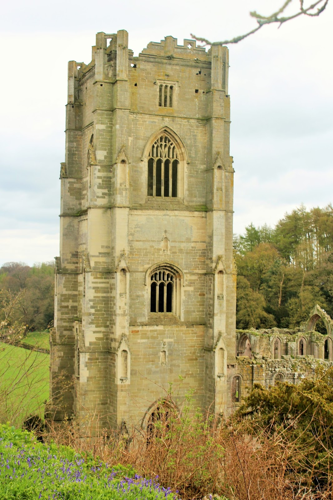 A Trip to North Yorkshire 41 - Fountains Abbey