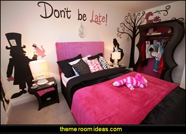 Alice In Wonderland Bedroom Furniture