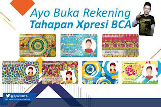 Membuka rekening baru di BCA