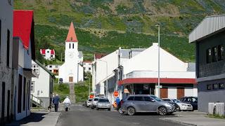 Iceland northern part