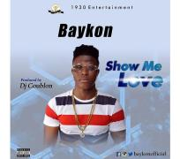 Twitter handles: @baykonofficial @1930entertainm3 @DjCoublon Baykon rides out on this award winning music producer Dj Coublon produced catching Hit song to storm the industry which promises to rock airwaves and speakers in Africa and Europe back to back. Listen, dance, enjoy and share your thought