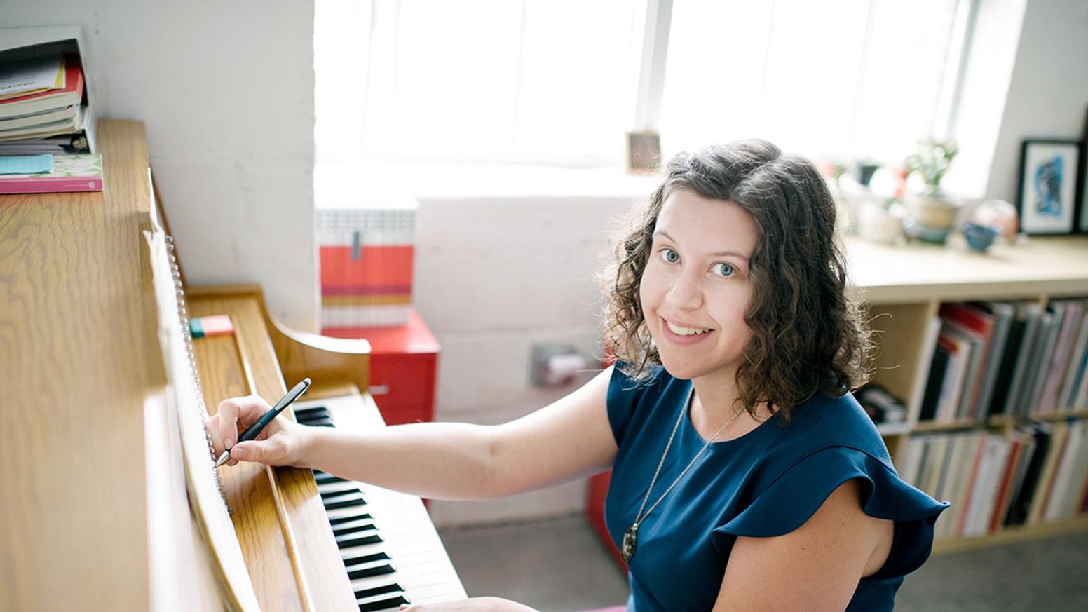The Vinyl Anachronist: Rebecca Hass' Florescer
