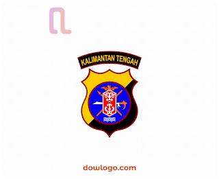 Logo Polda Kalteng Vector Format CDR, PNG