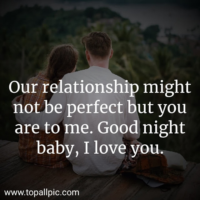 good night love message images