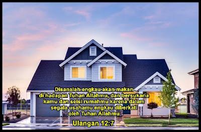 Ayat tentang rumah