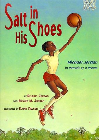 Michael Jordan Salt In His Shoes