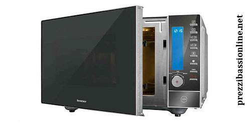 Forno microonde ventilato doppio grill 4in1 Silvercrest Lidl opinioni  Prezzi Bassi Online