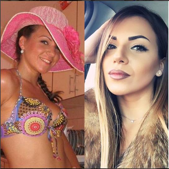 Serbian singer edita show her ass - 1 part 2