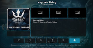 Neptune Rising Addons