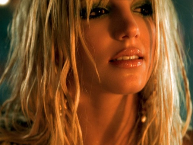 Britney Spears - I'm A Slave 4 U (The Docs Remix) (Eugene Zhekov  Remix Video)