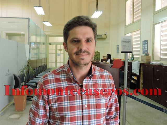 Juan Toto Ledesma Banco Nación