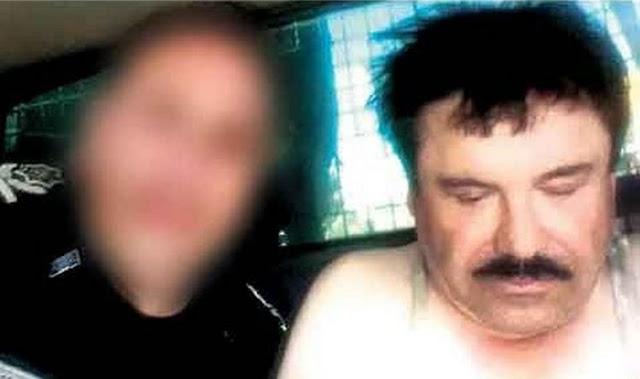 """""""El Chapo"""" le dijo estas palabras al agente que lo capturo y que nunca olvidará"""