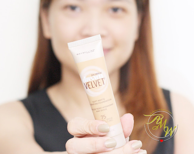 a photo of Maybelline Dream Velvet Soft Matte Hydrating Foundation