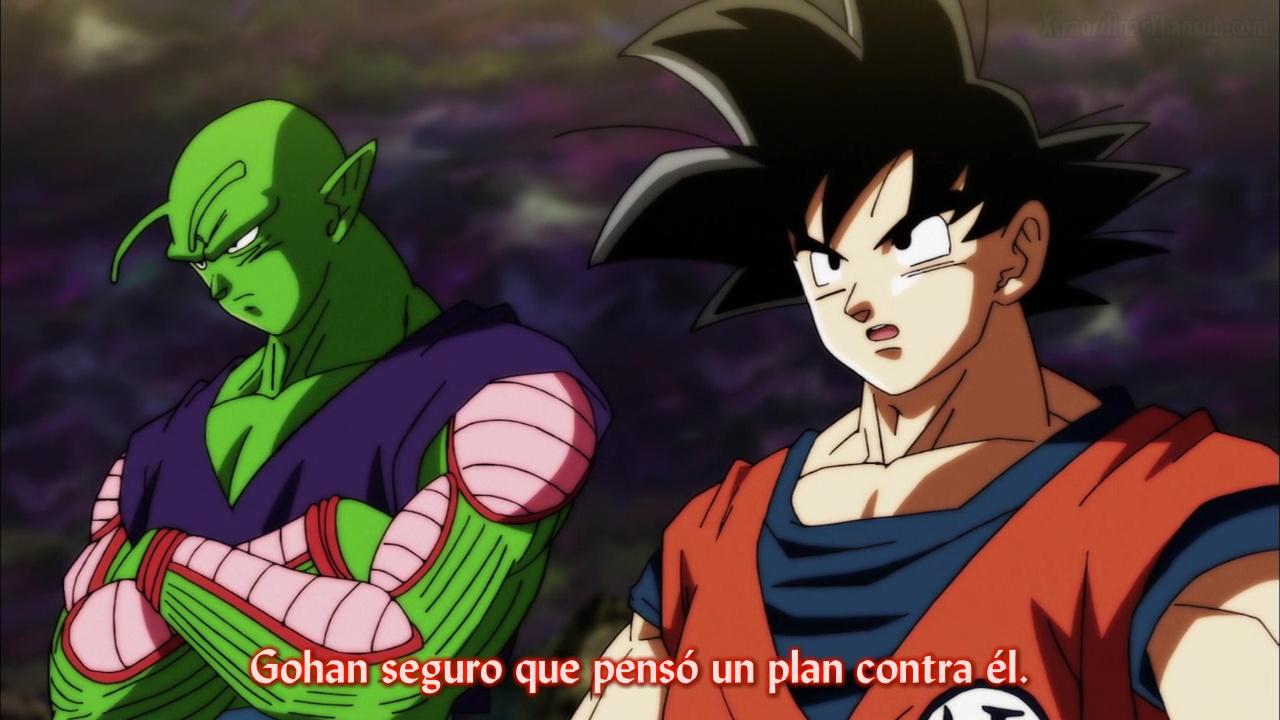 Ver Dragon Ball Super El Torneo del Poder - Capítulo 103