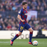 Sergi Roberto: There are no favourite between Bayern Munich and Barcelona ahead of Champions League quarterfinal