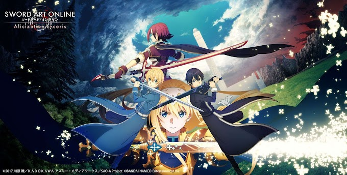Bandai Namco Garap Game Baru Sword Art Online : Alicization Lycoris