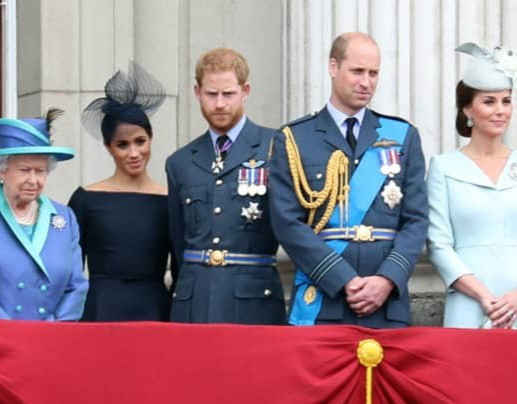 Royal Family reacts to Meghan Markle and Prince Harry's claims during interview with Oprah Winfrey