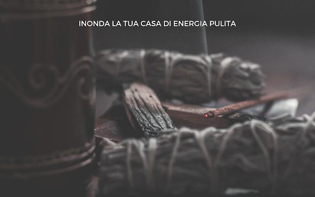 COME FARE PULIZIA ENERGETICA DELLA CASA + UNA STESURA DI TAROCCHI