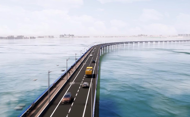 Puente de la laguna Nichupté será de peaje