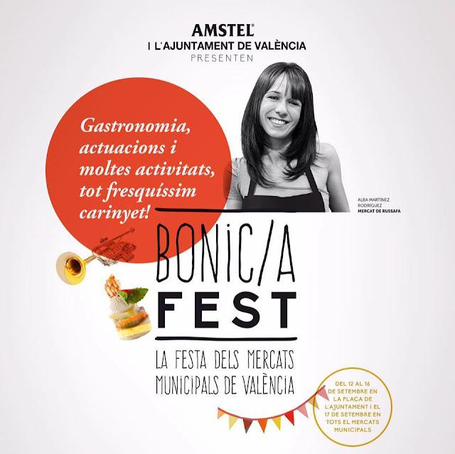 Bon dia, bonica! #BonicaFest