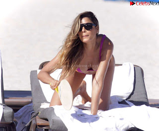 Ariadna Gutierrez in  Pink Bikini   WOW  IN SWIMSUIT BIKINI CELEBRITY.CO Exclusive Celebrity Pics 007
