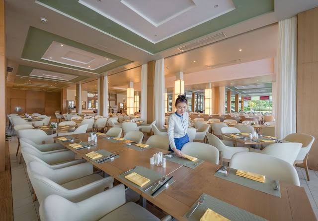 Nhà hàng Fish Cá - FLC Luxury Hotel Sầm Sơn