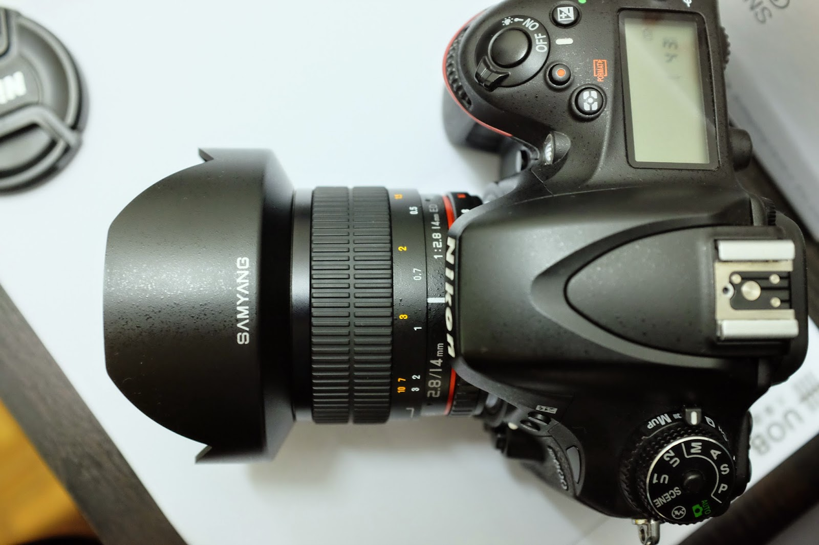 My Review on Samyang 14mm f/2 8 IF ED UMC for Nikon Mount