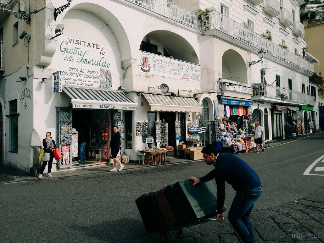 tabacchi biļetes tirdzniecības vietas amalfi