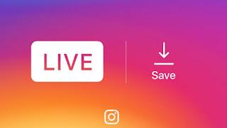 Cara Simpan Video Live Instagram di Android Oleh Mbah TeknoDiposting pada 21 Maret 2017