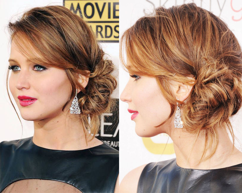 Hairstyle In Wedding Party: 10 Quick Party Hairstyles For Short Hair