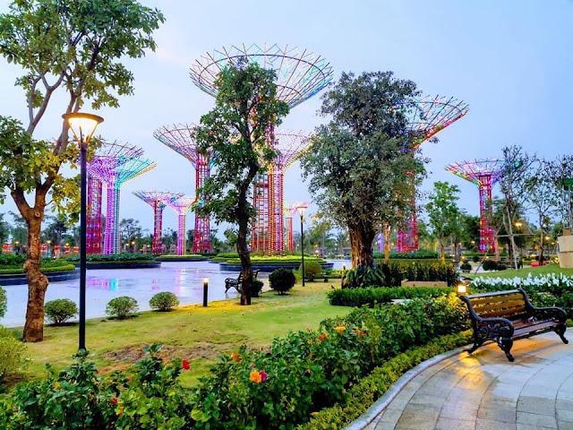 công viên grand park- ảnh 3