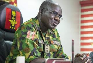 Buhari Appoints Buratai, Olonisakin As Ambassadors To Benin,  Cameroon