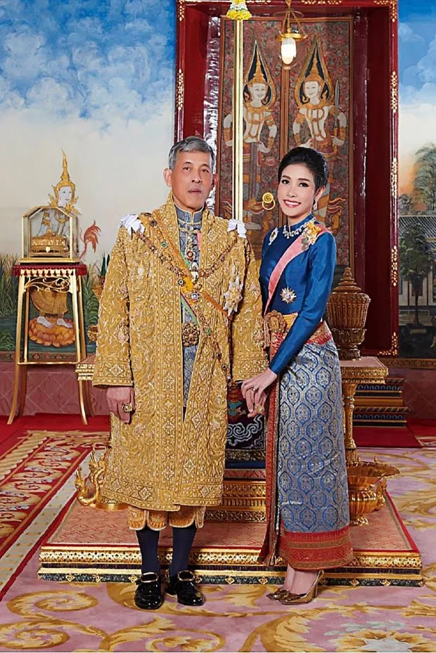 Welcome To Ladun Liadis Blog: King of Thailands mistress