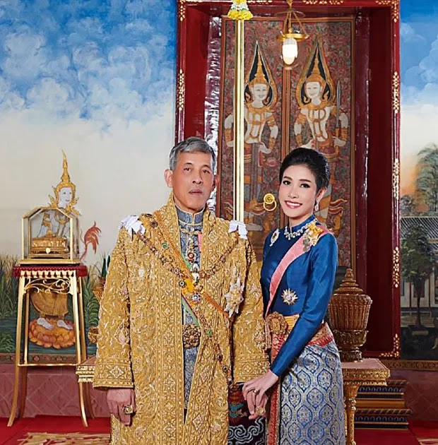 Thai Royal Consort Gains Back Kings Favour After She Was