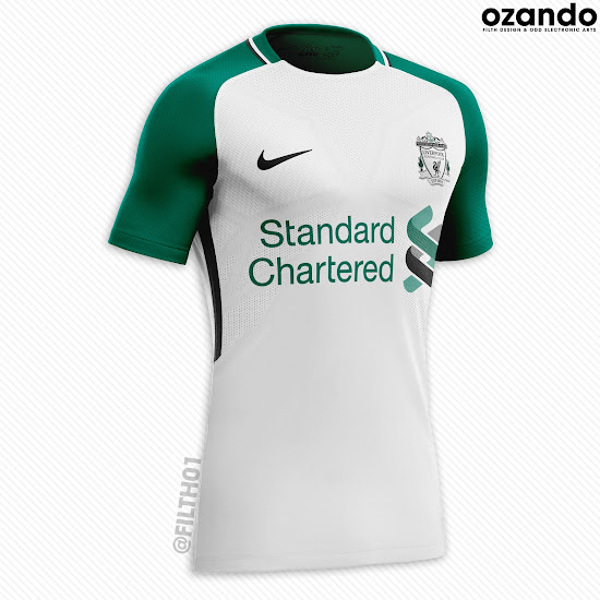 meet d74ff 7c853 Nike Liverpool Concept Away Jersey By Ozando - Footy ...