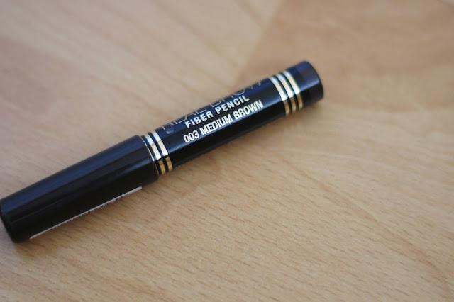 Balenie ceruzky Max Factor Real Brow Fiber