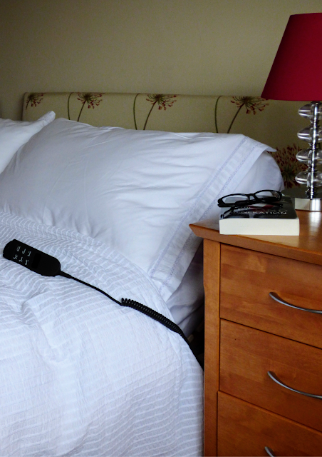 Benefits buying adjustable bed disability reading in bed