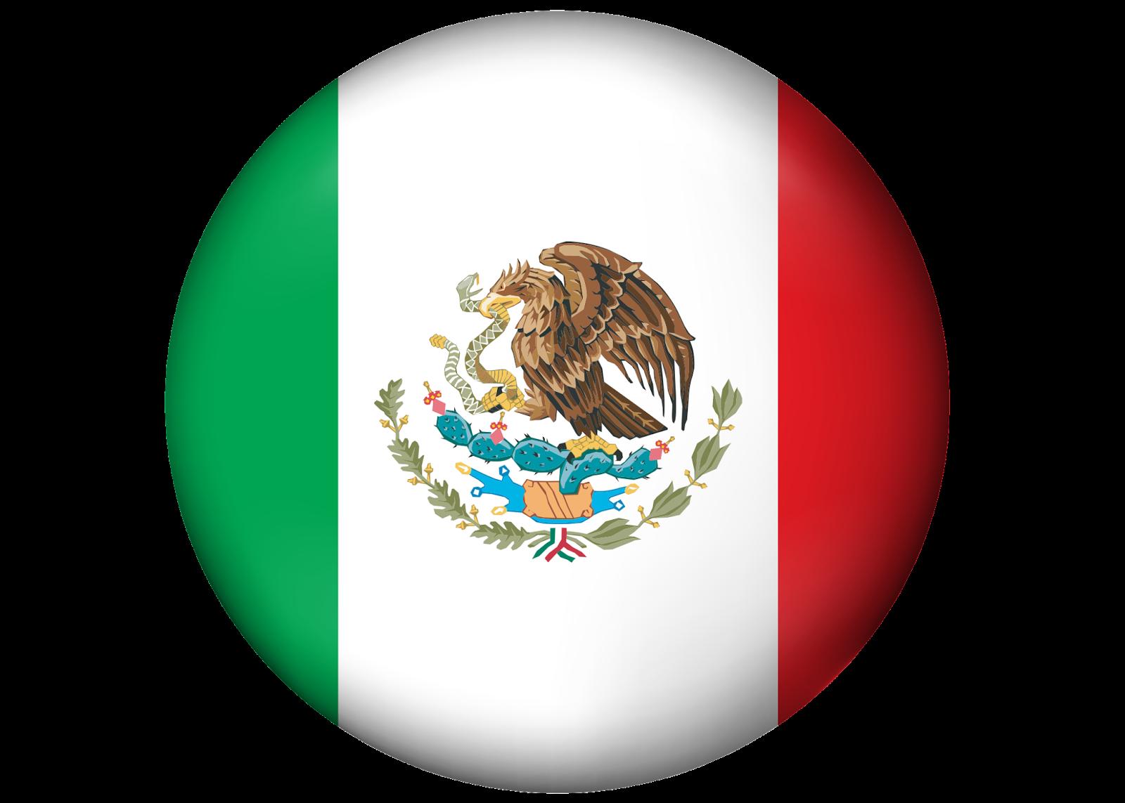 Icono Mapa Mexico Png: Cosas En PNG: Escudo De México En .png