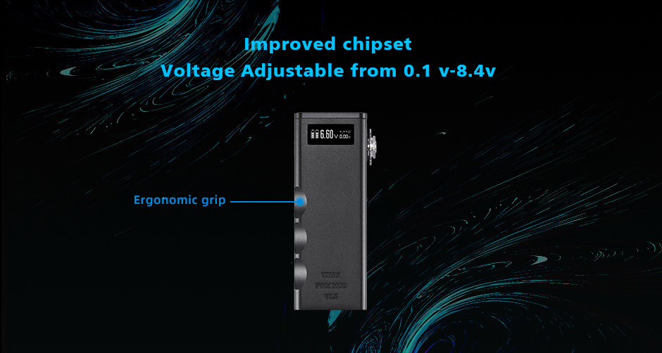 Steam Crave Titan PWM V1.5 Mod Overview - Now Here is the beginning of your beautiful life-yourbeginnow.com