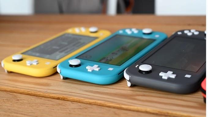 Sorteio de um Nintendo Switch Lite - Partícipe