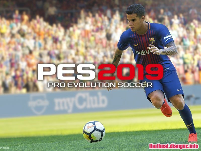Download PES 2019 Full Cr@ck Fshare
