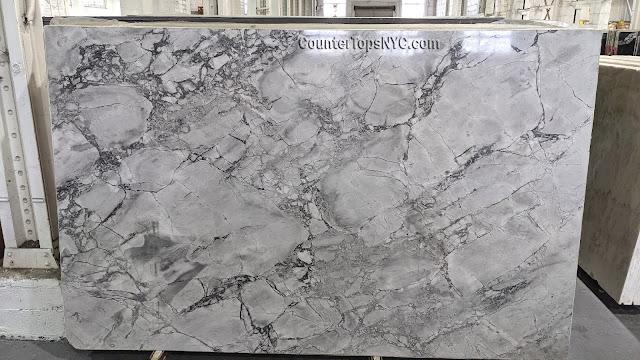 White Fantasy Super White Quartzite NYC