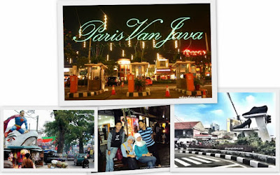 Bandung, One Stop Travel Places kiblat mode dan paris van java Indonesia