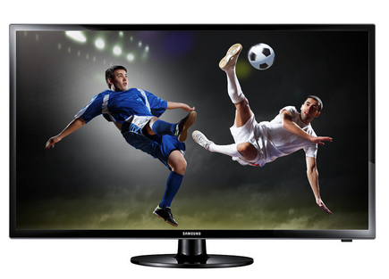 "Gambar Samsung 24"" TV LED Model UA24H4053"