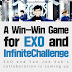 A Win-Win Game for EXO and Infinite Challenge