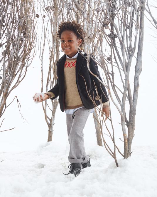 Moda invierno 2017 moda nenes.