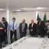 """Bolsonaro tem momento de oração no Planalto: """"Esse é um governo que ora pela nação"""""""